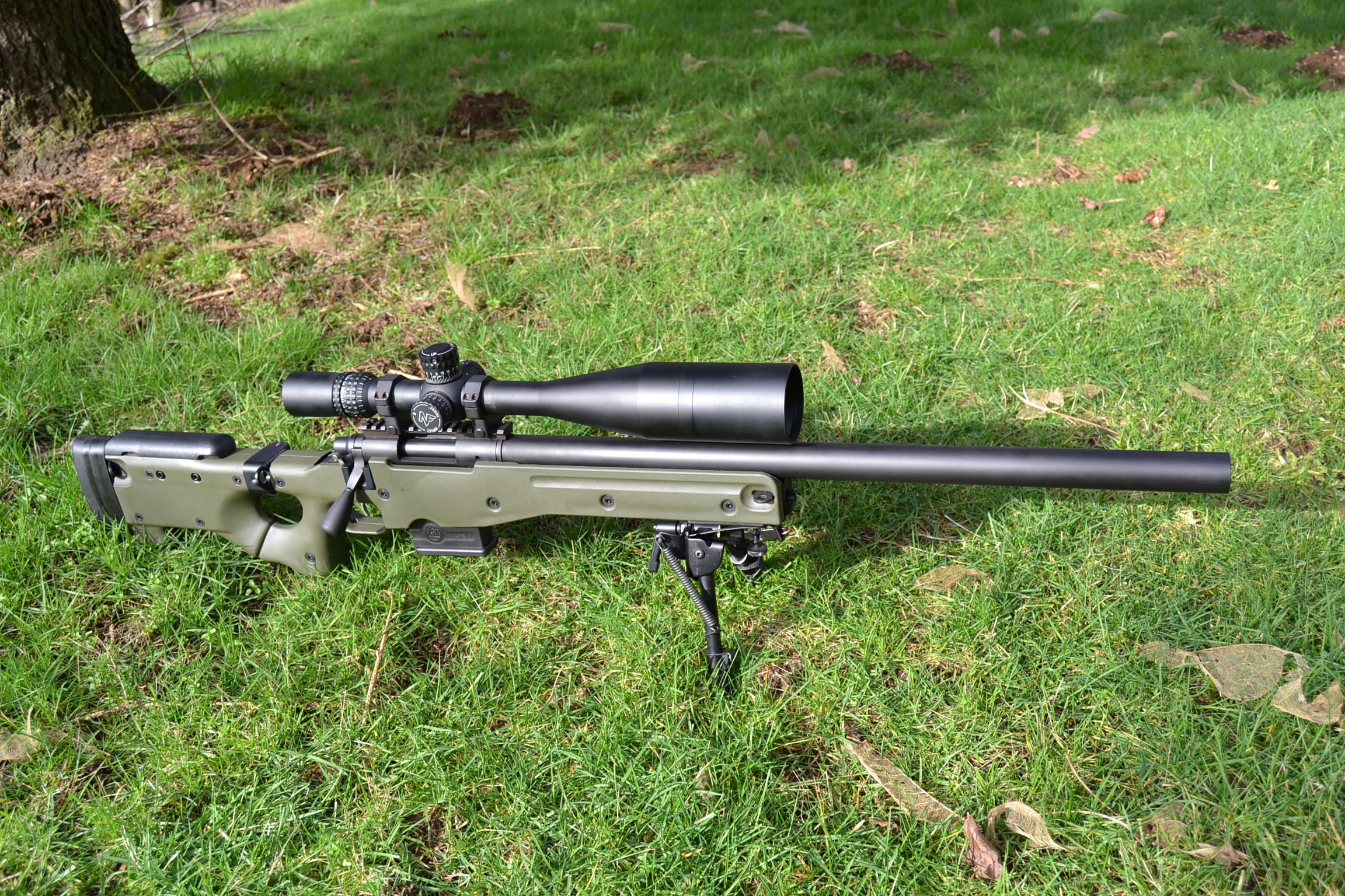 Using A Tactical Rifle For F Class Rifletalk