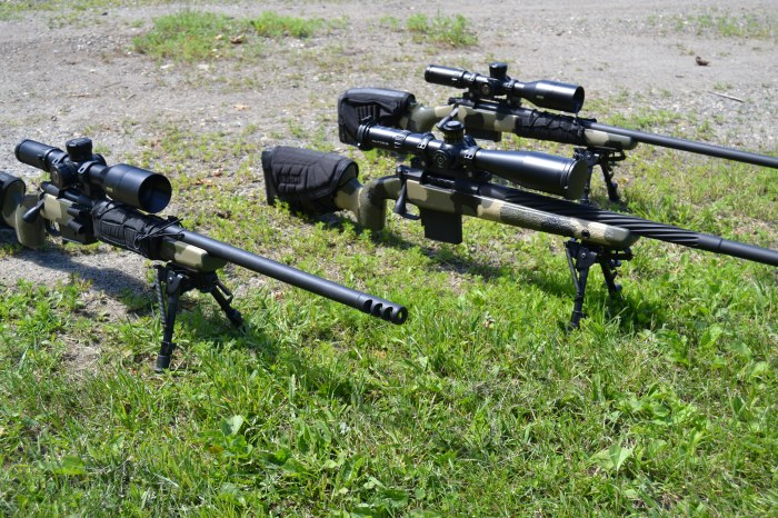 Muzzle Brakes – Canadian Made Insite Arms 'Heathen' vs  Others