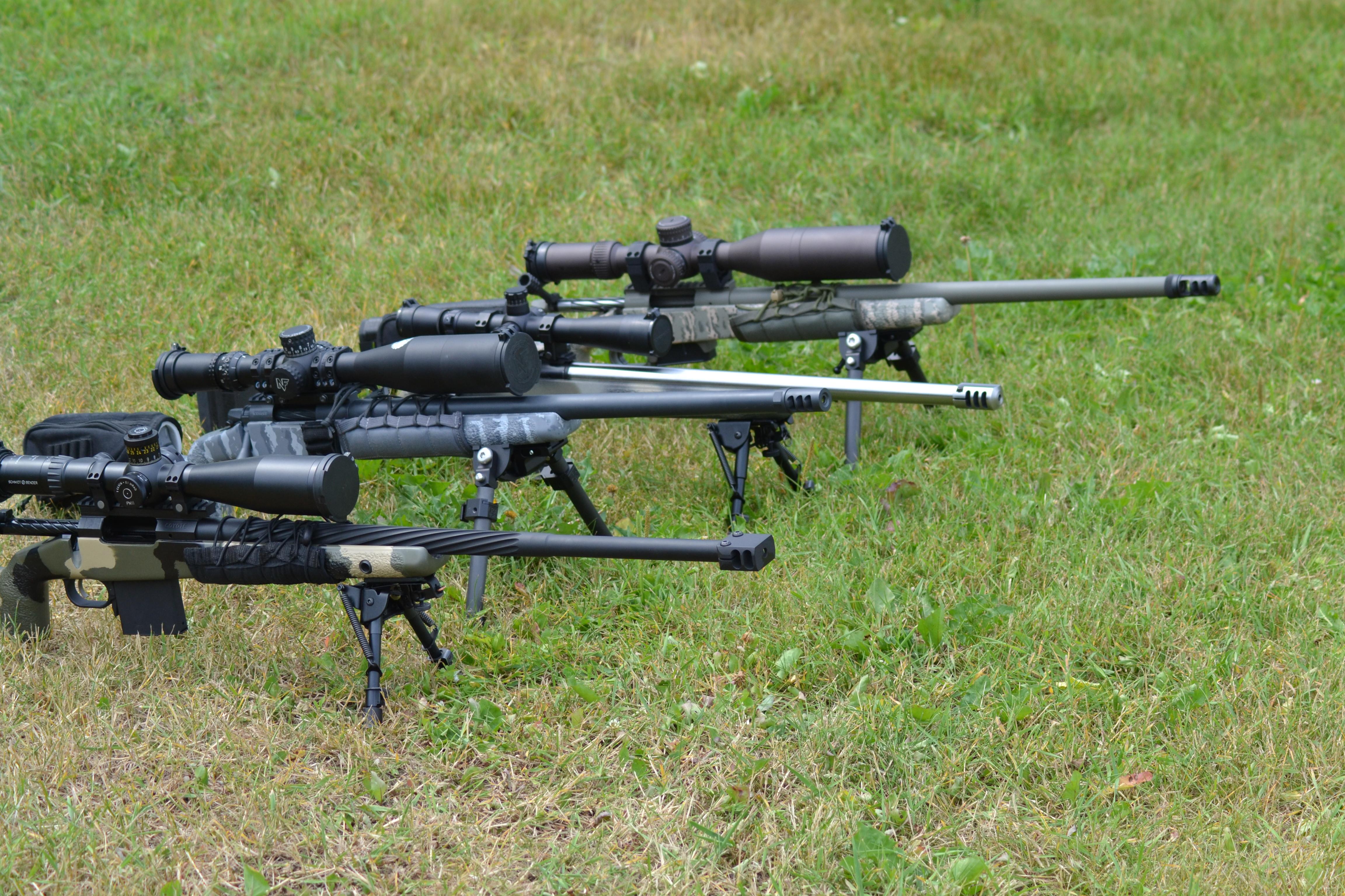 Muzzle Brakes – Canadian Made Insite Arms 'Heathen' vs